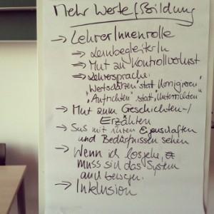 Educamp Ilmenau - Sammlung Ermutigendes in der Bildung, Foto: Tine Nowak