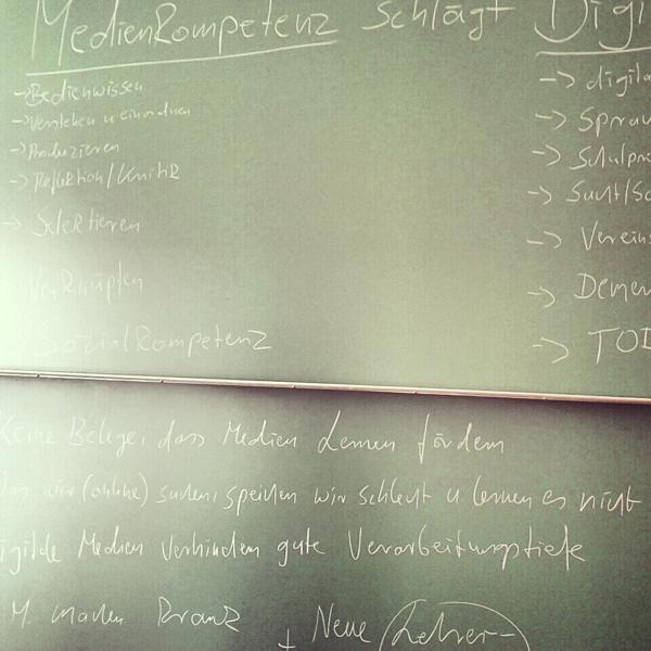 Educamp Ilmenau Medienkompetenz, Foto: Tine Nowak